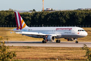 D-AIQF - Germanwings Airbus A320 aircraft