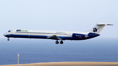 OE-LMI - Air Comet McDonnell Douglas MD-83
