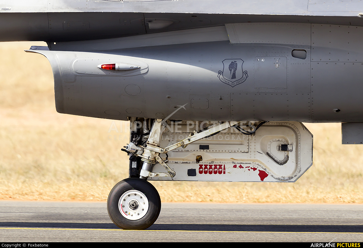 USA - Air Force 91-0382 aircraft at Yelahanka AFB