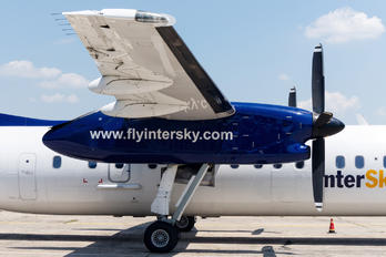 OE-LIA - Intersky de Havilland Canada DHC-8-300Q Dash 8