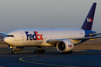 N895FD - FedEx Federal Express Boeing 777F