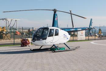 CS-HEU - Helibravo Robinson R44 Clipper
