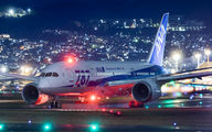 JA810A - ANA - All Nippon Airways Boeing 787-8 Dreamliner aircraft
