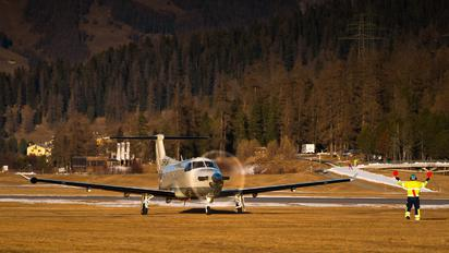 D-FLAT - Private Pilatus PC-12