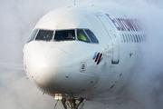 D-AIZU - Eurowings Airbus A320 aircraft