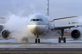 A7-ACI - Qatar Airways Airbus A330-200