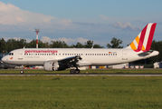 D-AIPY - Germanwings Airbus A320 aircraft