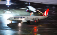 TC-JHN - Turkish Airlines Boeing 737-800 aircraft