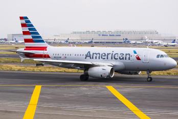 N820AW - US Airways Airbus A319