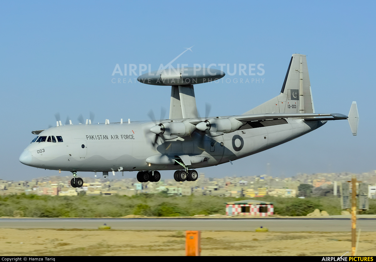 Pakistan - Air Force 13-003 aircraft at Undisclosed location