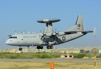 13-003 - Pakistan - Air Force Shaanxi ZDK-03 (Y8F-400 AEW)