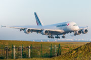 F-HPJI - Air France Airbus A380 aircraft