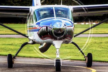 PH-SWP - Private Cessna 208 Caravan