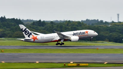 VH-VKG - Jetstar Airways Boeing 787-8 Dreamliner