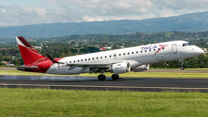 N936TA - TACA Embraer ERJ-190 (190-100)