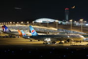 HL7534 - - Airport Overview - Airport Overview - Terminal Building aircraft