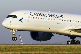 B-LRB - Cathay Pacific Airbus A350-900
