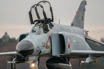57-8353 - Japan - Air Self Defence Force Mitsubishi F-4EJ Kai