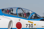 46-5730 - Japan - ASDF: Blue Impulse Kawasaki T-4 aircraft