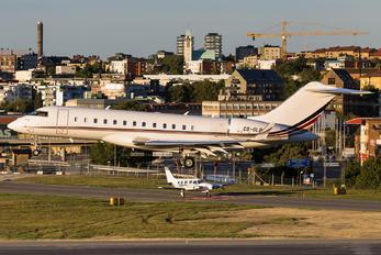 CS-GLB - NetJets Europe (Portugal) Bombardier BD-700 Global Express