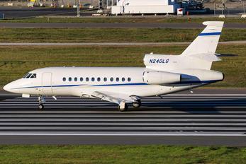 N240LG - Private Dassault Falcon 900 series