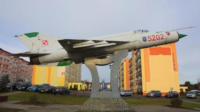1906 - Poland - Air Force Mikoyan-Gurevich MiG-21M