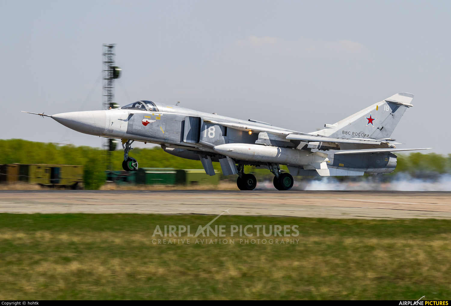 Russia - Air Force 18 aircraft at Undisclosed Location