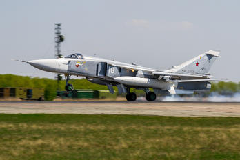 18 - Russia - Air Force Sukhoi Su-24M