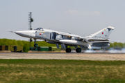 18 - Russia - Air Force Sukhoi Su-24M aircraft
