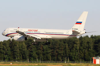 RA-64504 - Rossiya Tupolev Tu-214 (all models)