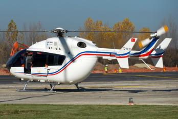 TC-HLB - Turkey - Government Eurocopter BK117