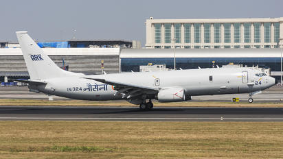 IN324 - India - Navy Boeing P-8I Neptune