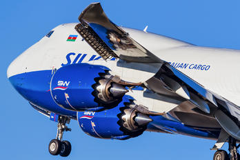 VQ-BBH - Silk Way Airlines Boeing 747-8F