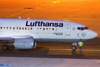 D-ABIL - Lufthansa Boeing 737-500