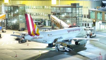 D-AGWT - Germanwings Airbus A319