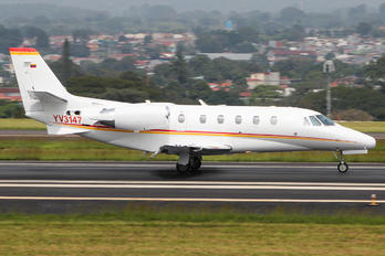 YV3147 - Private Cessna 560XL Citation Excel