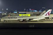 A7-HHE - Qatar Amiri Flight Boeing 747-8 aircraft