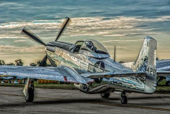 NL151AM - Private North American P-51D Mustang