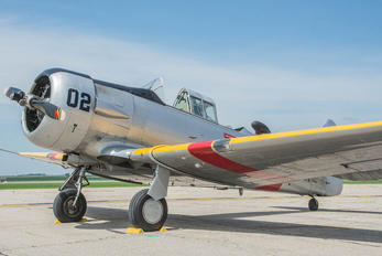 N696WM - Private North American Harvard/Texan (AT-6, 16, SNJ series)