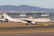A6-AFC - Etihad Airways Airbus A330-300 aircraft
