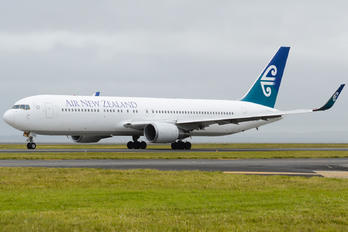 ZK-NCG - Air New Zealand Boeing 767-300ER