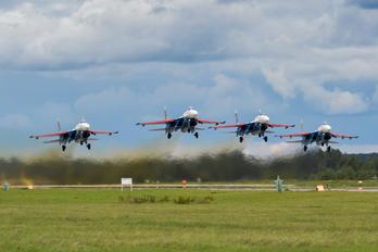 "05 - Russia - Air Force ""Russian Knights"" Sukhoi Su-27P"