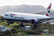 British Airways G-VIIT image