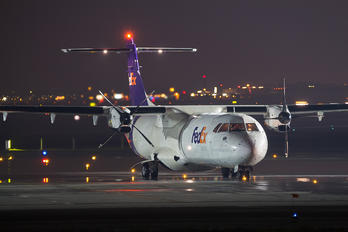EI-FXI - FedEx Feeder ATR 72 (all models)