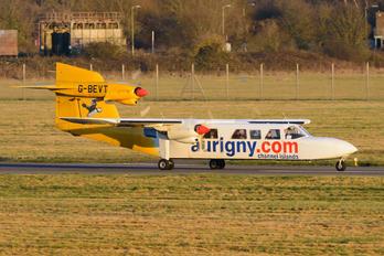 G-BEVT - Aurigny Air Services Britten-Norman BN-2 III Trislander