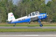 OK-NJA - Private Zlín Aircraft Z-37A Čmelák aircraft