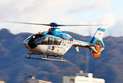 JA135T - Toho Air Service Eurocopter EC135 (all models) aircraft