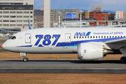 ANA - All Nippon Airways JA811A image