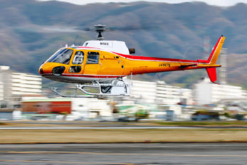 JA9878 - Toho Air Service Eurocopter AS350 Ecureuil / Squirrel