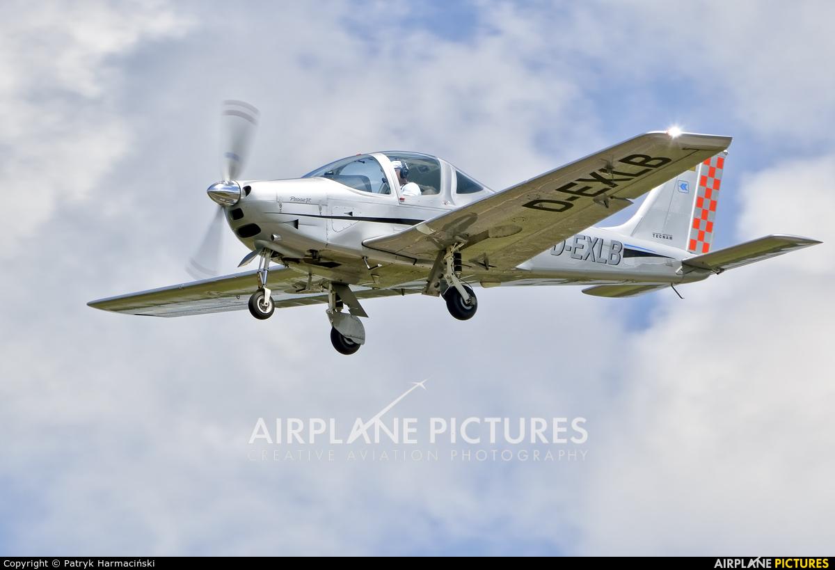Smart Aviation D-EXLB aircraft at Poznań - Ławica
